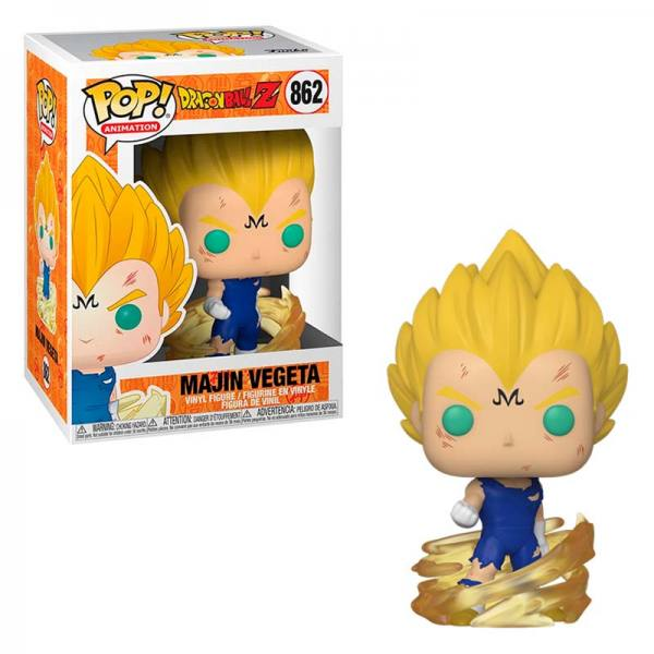 FUNKO POP MAJIN VEGETA DRAGON BALL Z