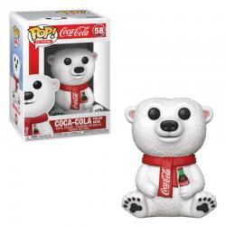 FUNKO POP OSO POLAR COCA COLA