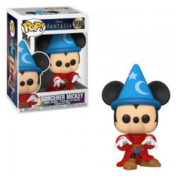 FUNKO POP SORCERER MICKEY - DISNEY FANTASIA