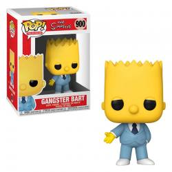 THE SIMPSONS FUNKO POP GANGSTER BART