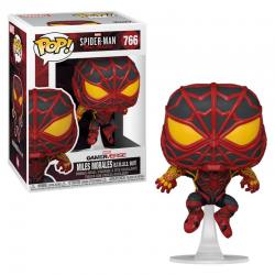 FUNKO POP MARVEL SPIDER-MAN MILES MORALES STRIKE SUIT