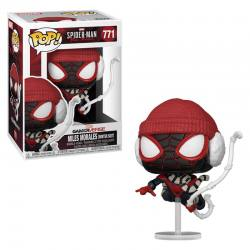 FUNKO POP MARVEL SPIDER-MAN MILES MORALES WINTER SUIT
