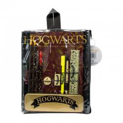 HARRY POTTER SET DE PAPELERIA HOGWARTS