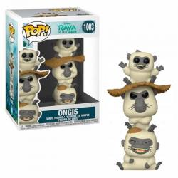FUNKO POP RAYA Y EL ULTIMO DRAGON ONGIS - DISNEY
