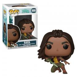 FUNKO POP DISNEY RAYA POSE GUERRERA