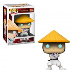 FUNKO POP RAIDEN MORTAL KOMBAT