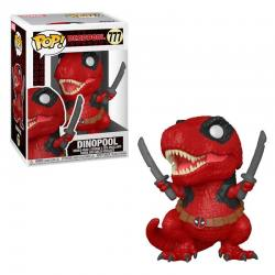 FUNKO POP DEADPOOL DINOPOOL