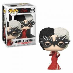 FUNKO POP DISNEY CRUELLA REVEAL