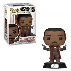 FUNKO POP STAR WARS MANDALORIAN GREEF KARGA