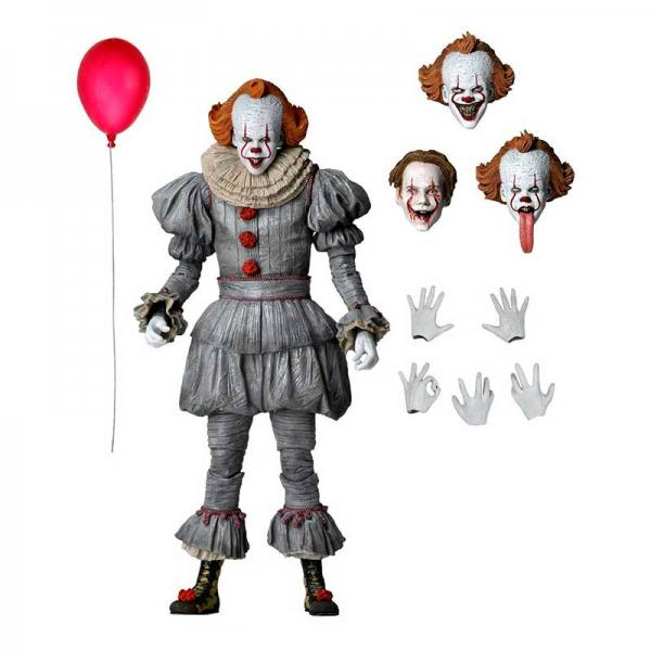 FIGURA PENNYWISE 18 CM - IT CHAPTER TWO