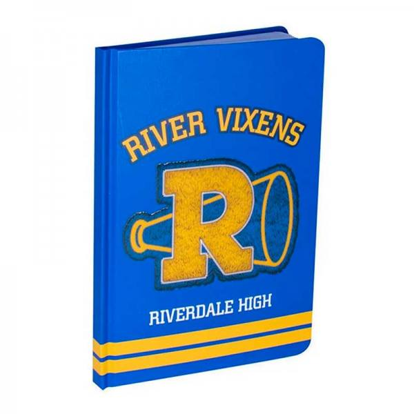 LIBRETA RIVERDALE RIVER VIXENS A5