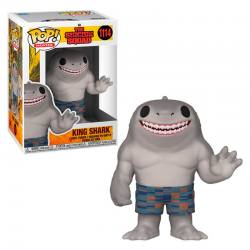 FUNKO POP THE SUICIDE SQUAD KING SHARK