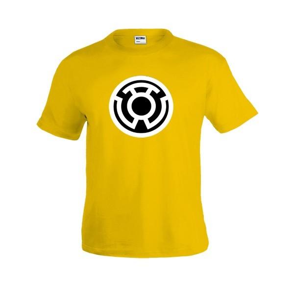 Camiseta Linterna Amarilla - Siniestro Corp