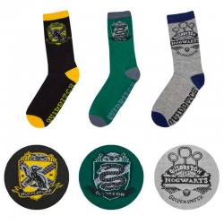 CALCETINES HARRY POTTER QUIDDITCH