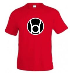 Camiseta Linterna Roja - Guardianes del Universo