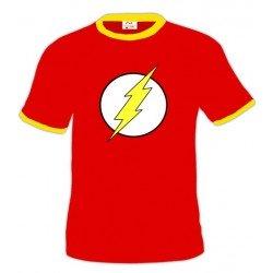 Camiseta con logo de the Flash (Clásico)