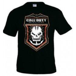 Camiseta Call Of Duty Black Ops II - Prestigio Skull