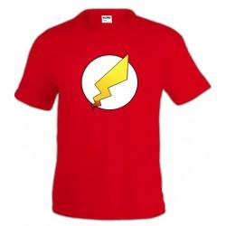 Camiseta Pokemon Pika-Flash