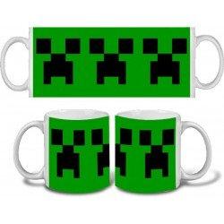 Taza Minecraft Creeper Classic