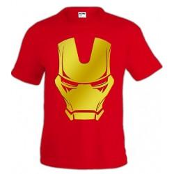 Camiseta Ironman Face