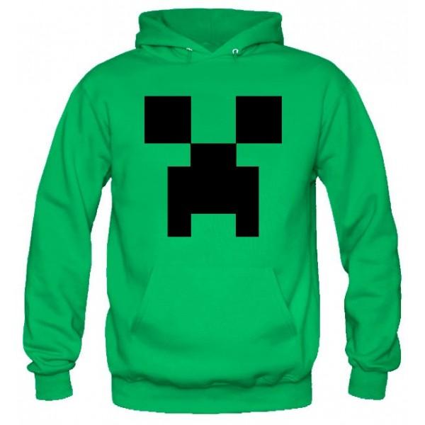 Sudadera Minecraft Creeper
