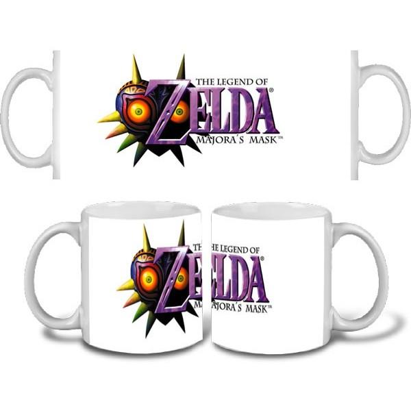 Taza Zelda Majora's Mask Logo