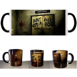 Taza Walking Dead Don't Open