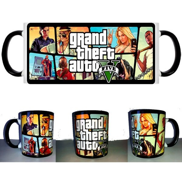 Taza Grand Theft Auto V