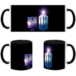 Taza Doctor Who Logo