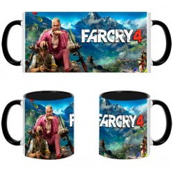 Taza Far Cry 4