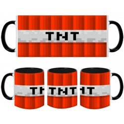 Taza Minecraft TNT
