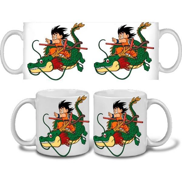 Taza Dragón Ball Z Goku - Shenron