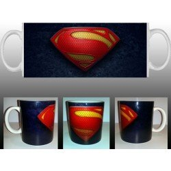 Taza Superman Logo
