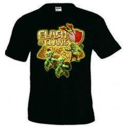 Camiseta Clash of Clans - Duendes