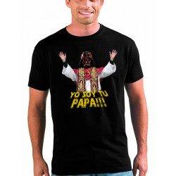 Camiseta dia del padre -Yo soy tu papa