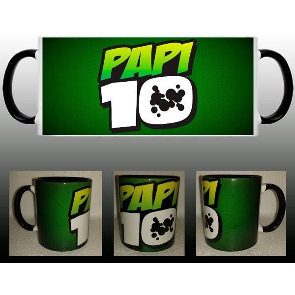Taza Día del Padre - Papi 10