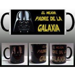 Taza Star Wars Día del Padre - El Mejor Padre de la Galaxia