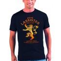 Camiseta Juego de tronos Lannister Oye el Rugido
