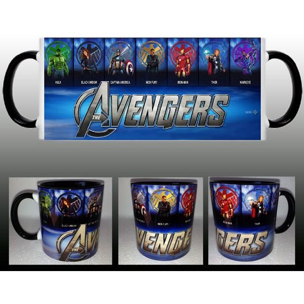 Taza Avengers Personajes