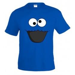 Camiseta Monstruo De La Galletas