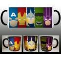 Taza The Avengers (Los Vengadores)