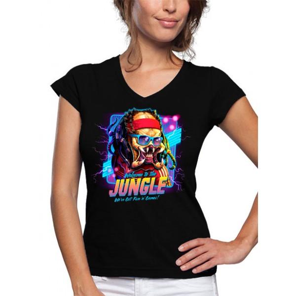 Camiseta Predator Disco