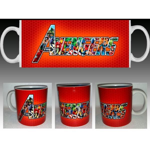 Taza Avengers