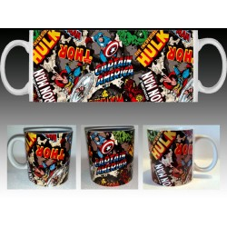 Taza The Avengers (Los Vengadores)
