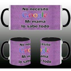 Taza Dia de la Madre Google
