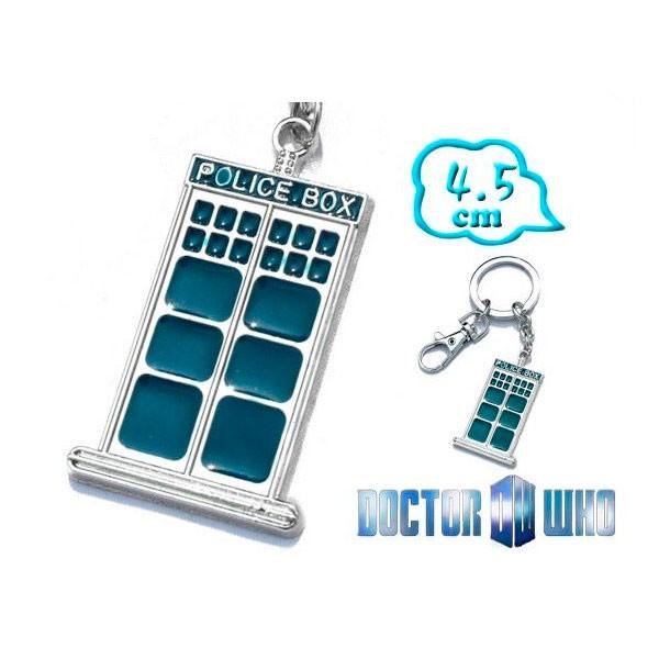 LLavero Doctor Who Cabina Tardis