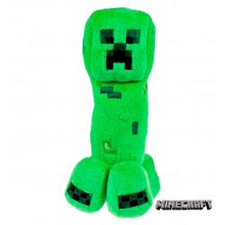 Peluche Creeper Minecraft
