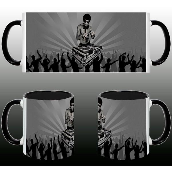 Taza Bruce Lee Dj