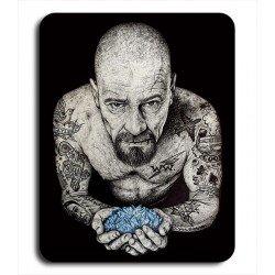 Alfombrilla de Ratón Heisenberg Tattoo Breaking Bad