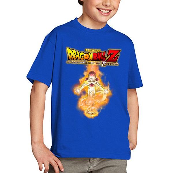 Camiseta Dragon Ball Z La Resurección de Freezer